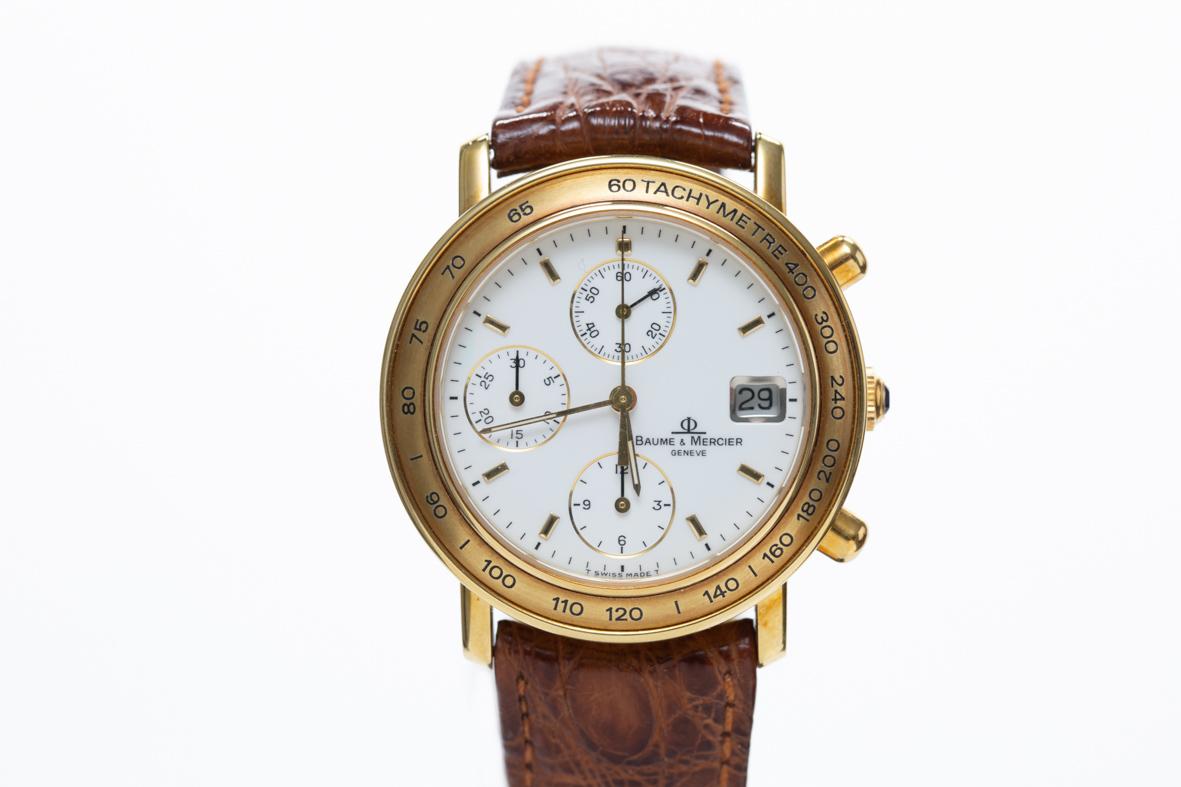 baume & mercier - Chronograph