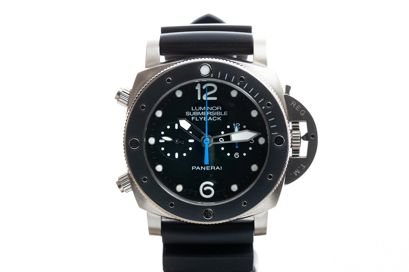 panerai - Luminor submersible flyback