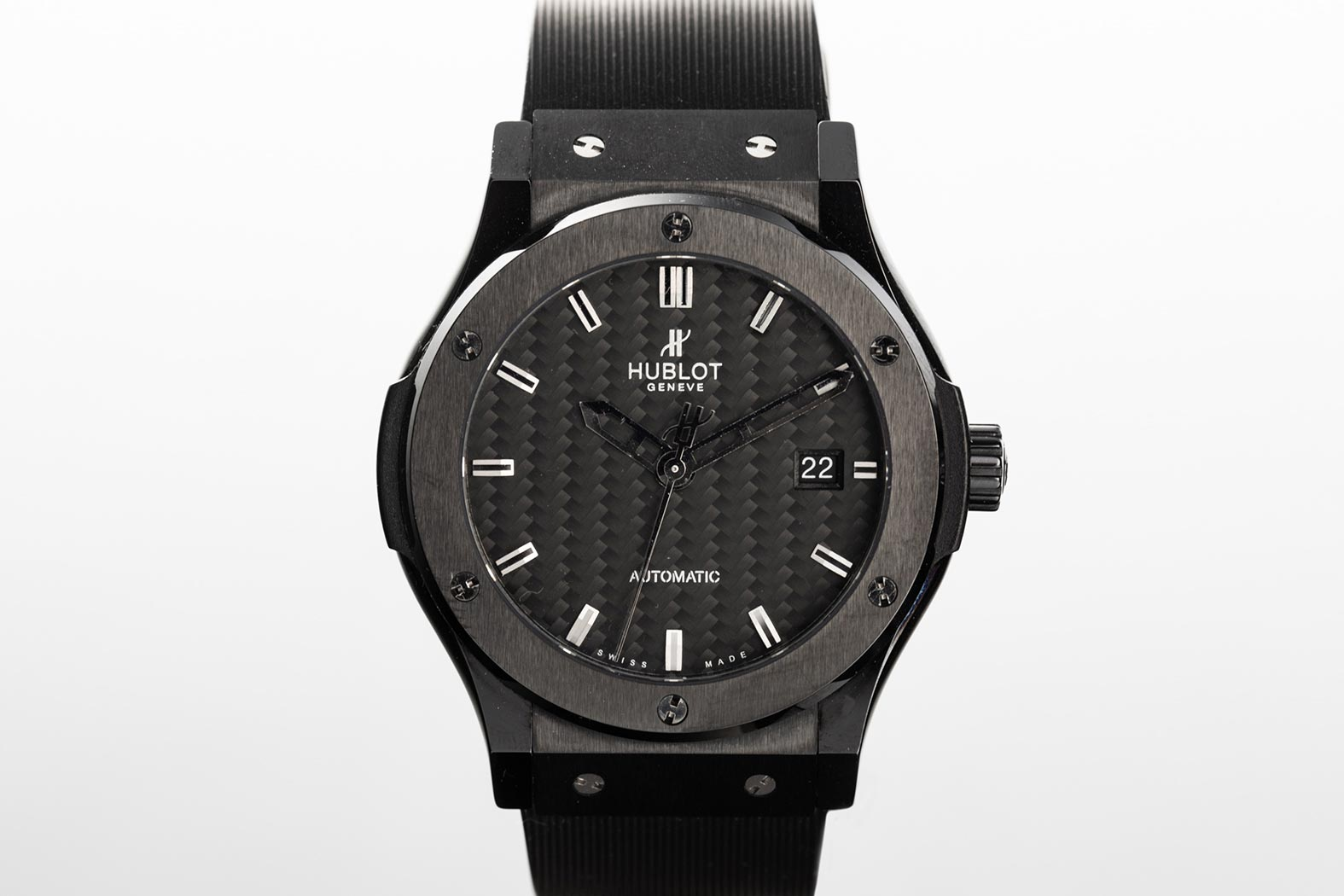 hublot - Black ceramic